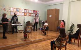 Встреча с выпускницей вокального коллектива «Созвучие»
