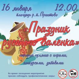 16.01 II 12:00 II Площадь р.п.Приютово