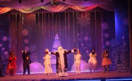 Танец Деда Мороза 2021