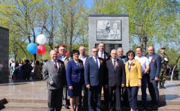 ⭐️Торжественная церемония возложение венка и цветов на Мемориальном комплексе «Павшим героям – Слава»