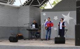 Концертная программа «Музыка нас связала» рок-группы «Эхо рока»